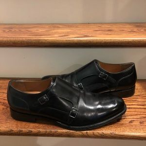 Cole Haan men's dress shoes black 14 medium
